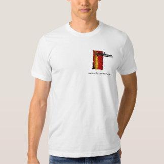 White Salon Carmen Logo T T Shirt