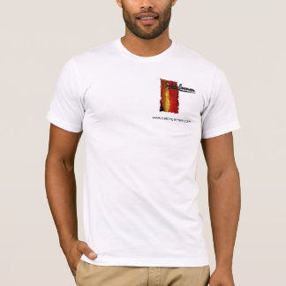 White Salon Carmen Logo T T-Shirt