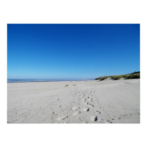 White Sands, Blue Skies Posters