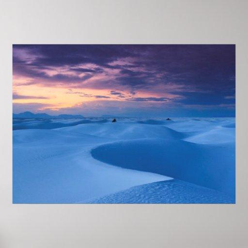 White Sands National Monument 2 Poster