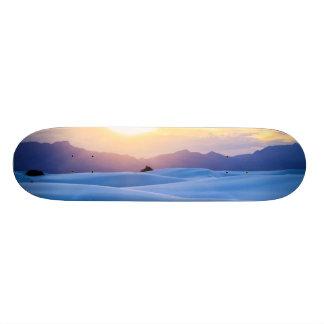 White Sands National Monument 3 Custom Skateboard