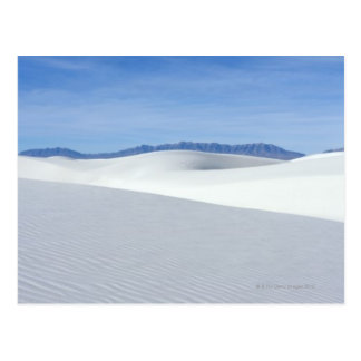 White Sands National Monument, New Mexico, USA Postcard