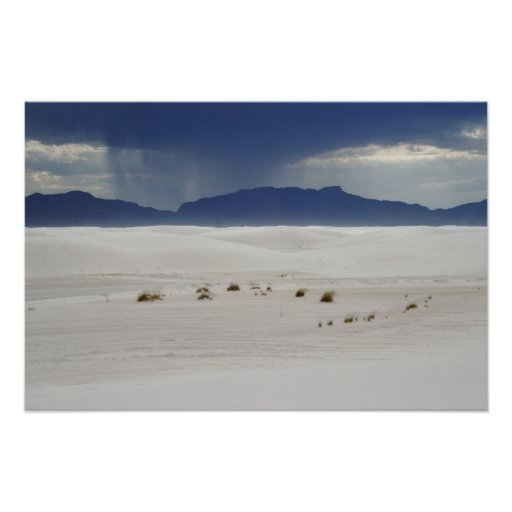 White Sands National Monument Posters