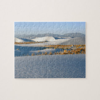 White Sands National Monument, Transverse Dunes 3 Jigsaw Puzzle