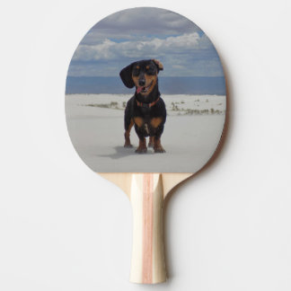 White Sands Ping Pong Paddle