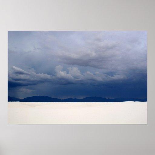 White Sands Print