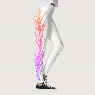 White Serenity Leggings