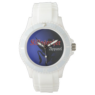 White Shadow Killosopher Apparel Watch