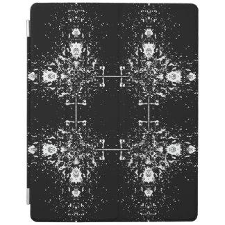 White Shapes iPad Smart Cover iPad Cover
