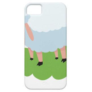 white sheep and shaun the sheep iPhone 5 covers