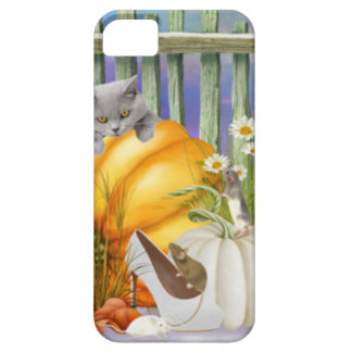 White Shoe Lost in the Pumpkin Patch Case For The iPhone 5