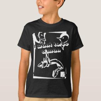 white slogan pinocchio T-Shirt
