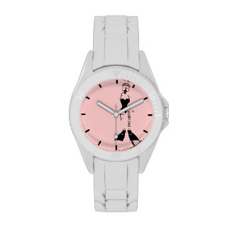 White Space Scuba Diva Wristwatches