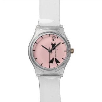 White Space Scuba Diva Wrist Watches
