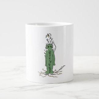White Spaceman Nazca Line Specialty Mug