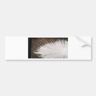 White Spark Bumper Sticker