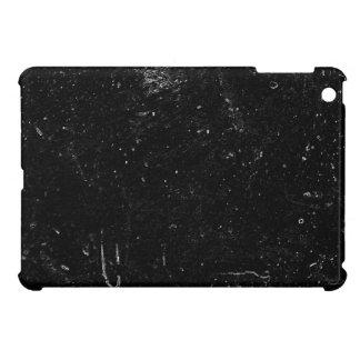 White Specks On A Black Background iPad Mini Cover