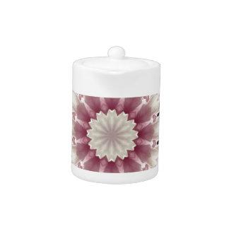 White spring blossoms 2.0, mandala style