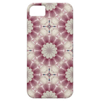 White spring blossoms 2.0, Nature Mandala iPhone 5 Cases