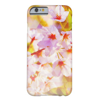 White Spring Blossoms Barely There iPhone 6 Case