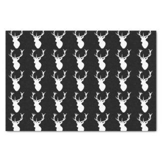 White Stag Head Tissue Paper