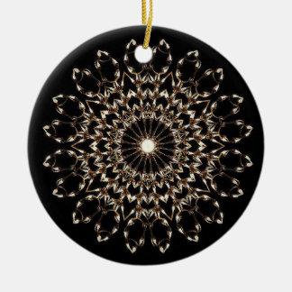 White Star Light Ornament