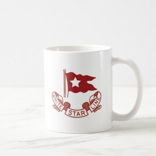 White Star Line Mugs