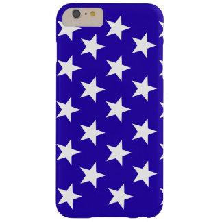 White stars on blue - case