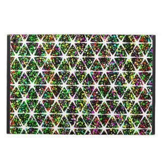 White Stars Pattern Powis iPad Air 2 Case