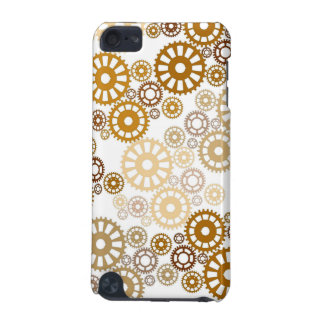 White Steampunk Case iPod Touch 5G Case