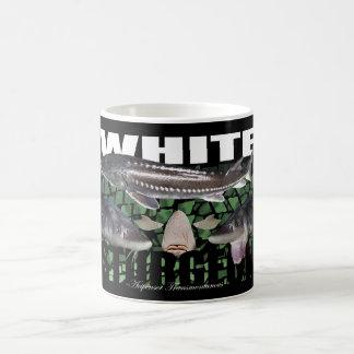 White Sturgeon Collage Mug