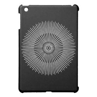 White Sun iPad Case