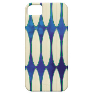 white surfboard pattern case for the iPhone 5