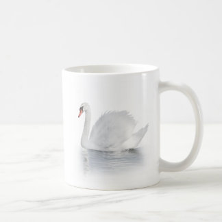 White Swan Classic Mug