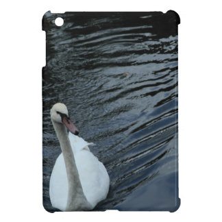 White Swan Cover For The iPad Mini