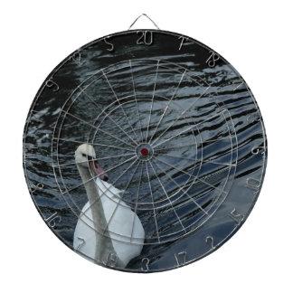 White Swan Dartboard