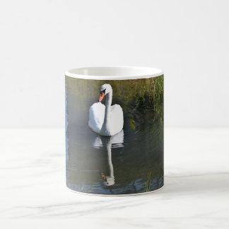 White Swan Mug