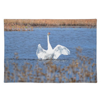 White Swan Solo.JPG Placemat
