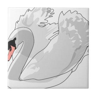 white swan tile