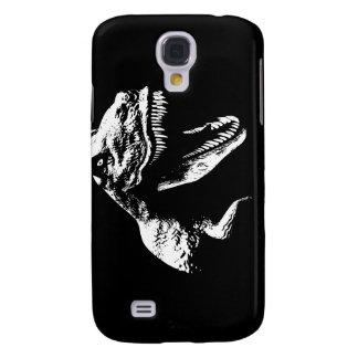 White T Rex Samsung Galaxy S4 Case