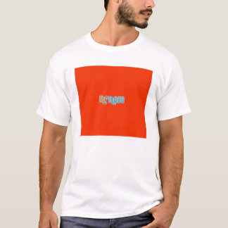 White t-shirt small frontal