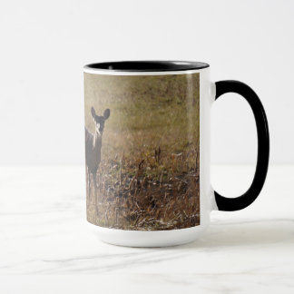 White-Tail Deer Mug