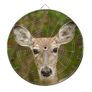 White Tailed Deer Dartboard
