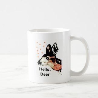 White-Tailed Deer Fawn Mug