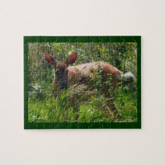 White Tailed Deer Puzzle