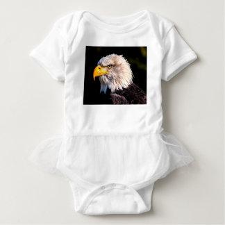White Tailed Eagle Baby Bodysuit