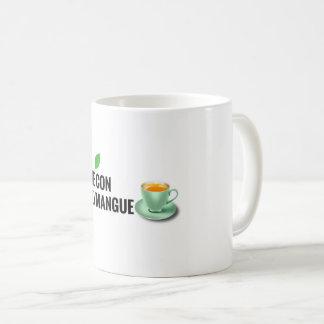 white tea curlimangue coffee mug