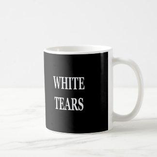 White Tears Coffee Mug