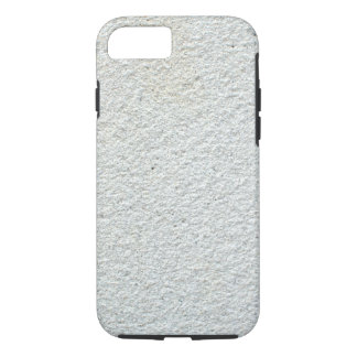 White Textured Cement iPhone 7 Case