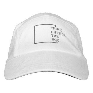 WHITE Thinking cap